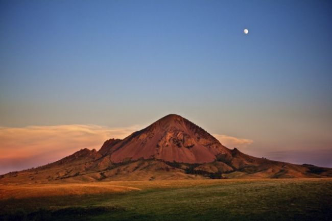 The Rugged Spirituality Of Bear Butte