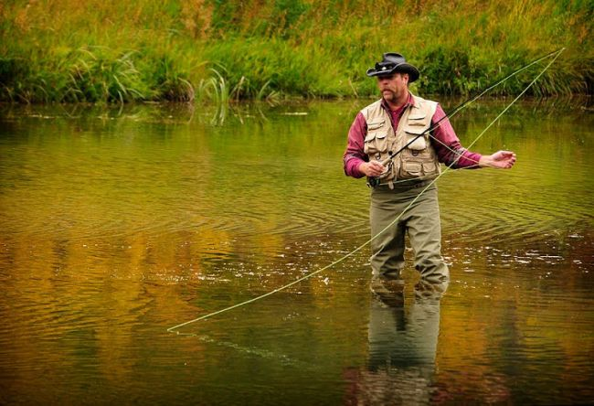 Fly fishing in the black hills for Black hills fly fishing