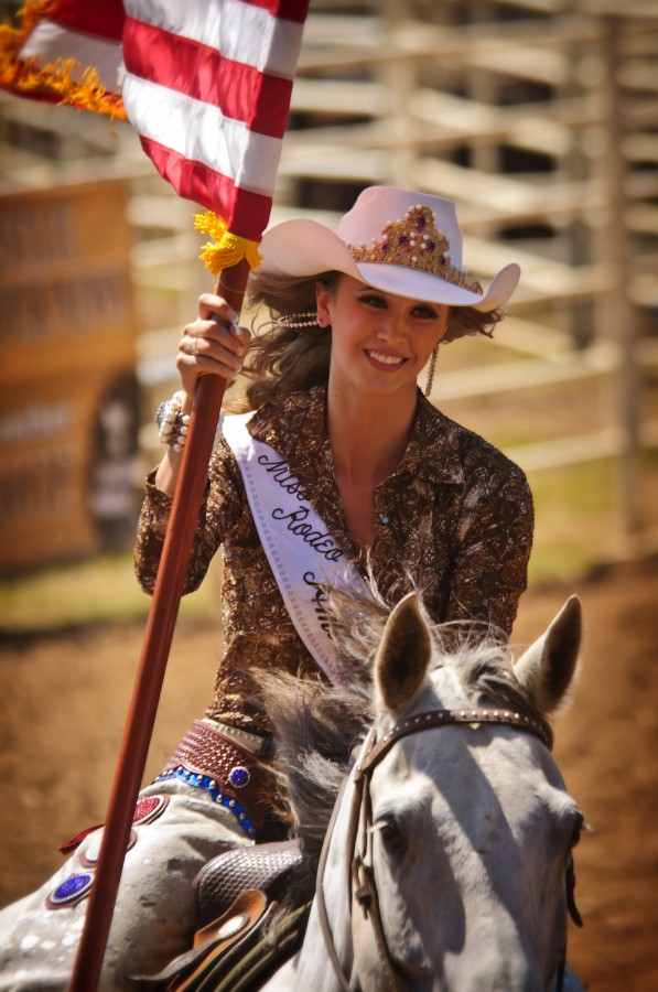 2011 Days Of 76 Rodeo