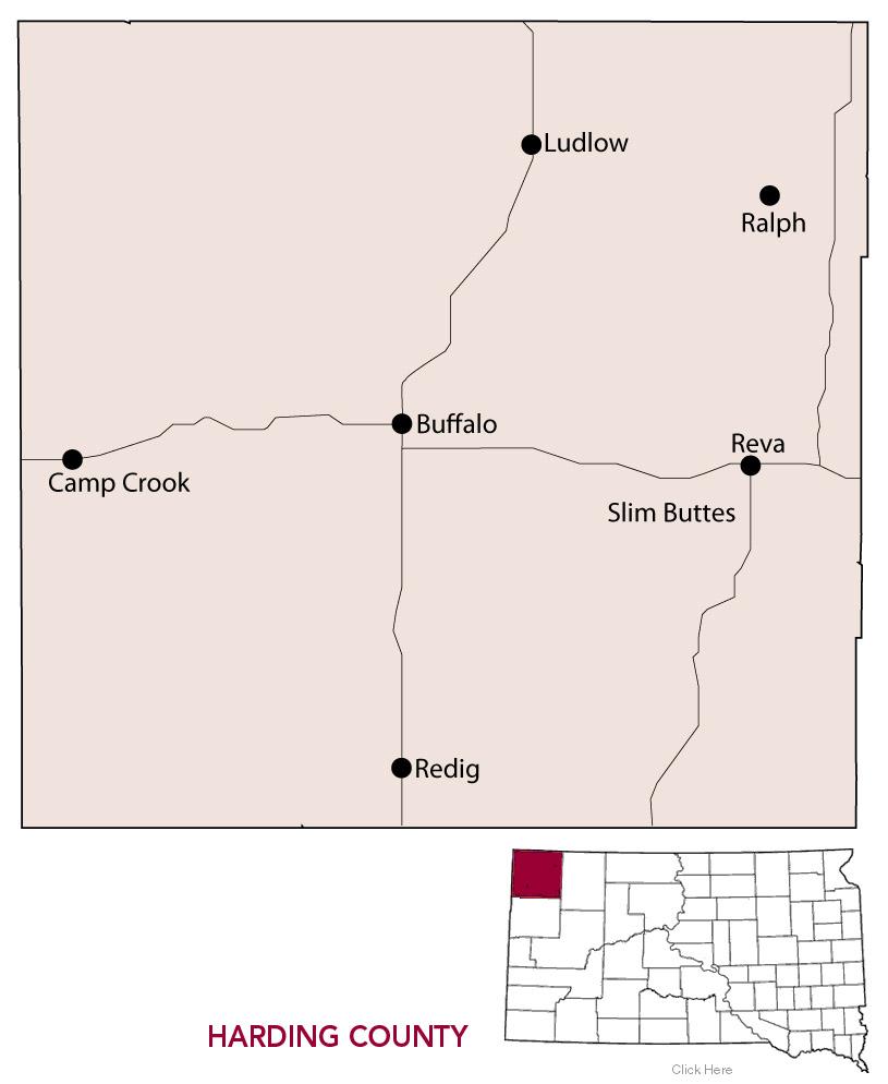 Untamed Harding County