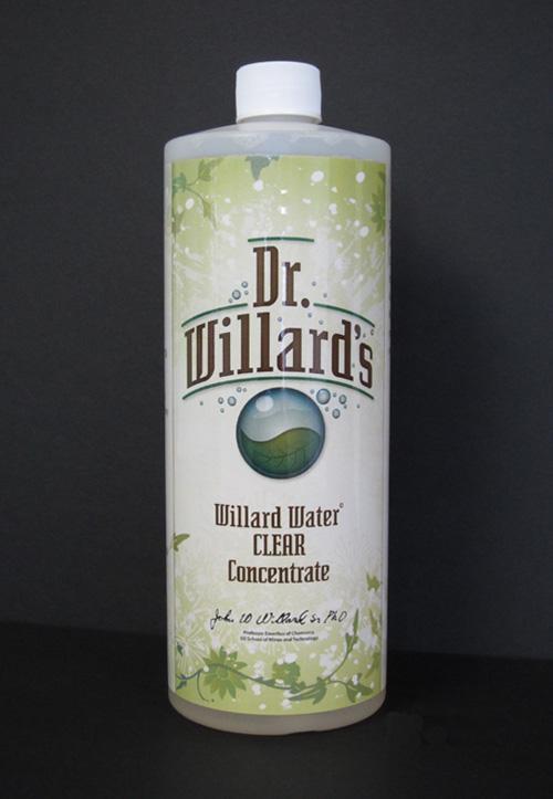 Dr willard water