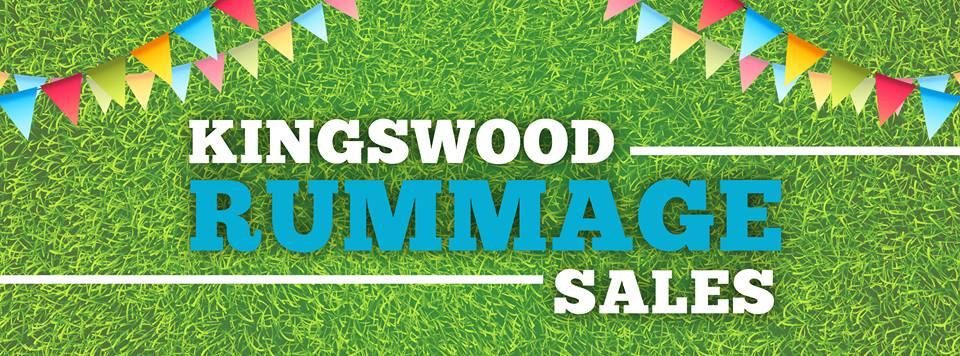 Kingswood rummage sale