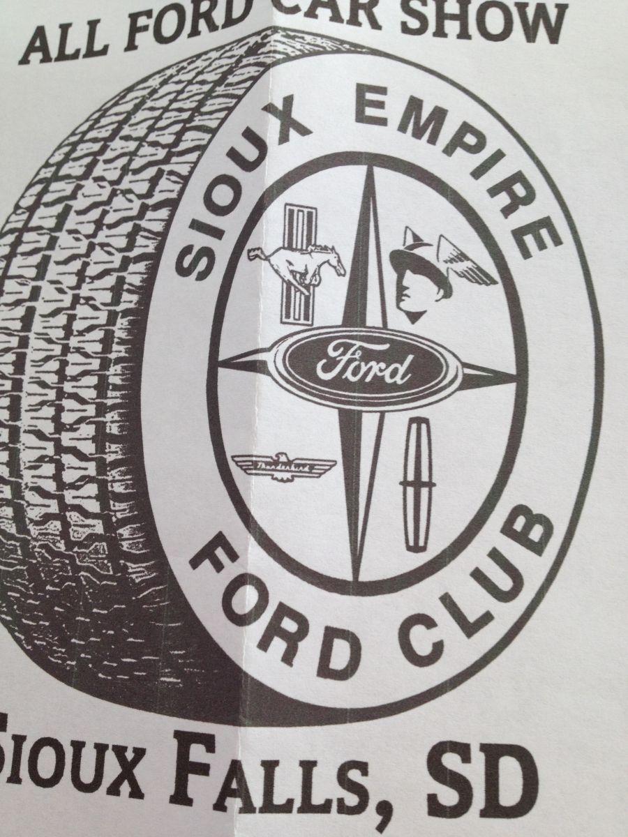 sc 1 st  South Dakota Magazine & All Ford Car Show - Sioux Falls markmcfarlin.com