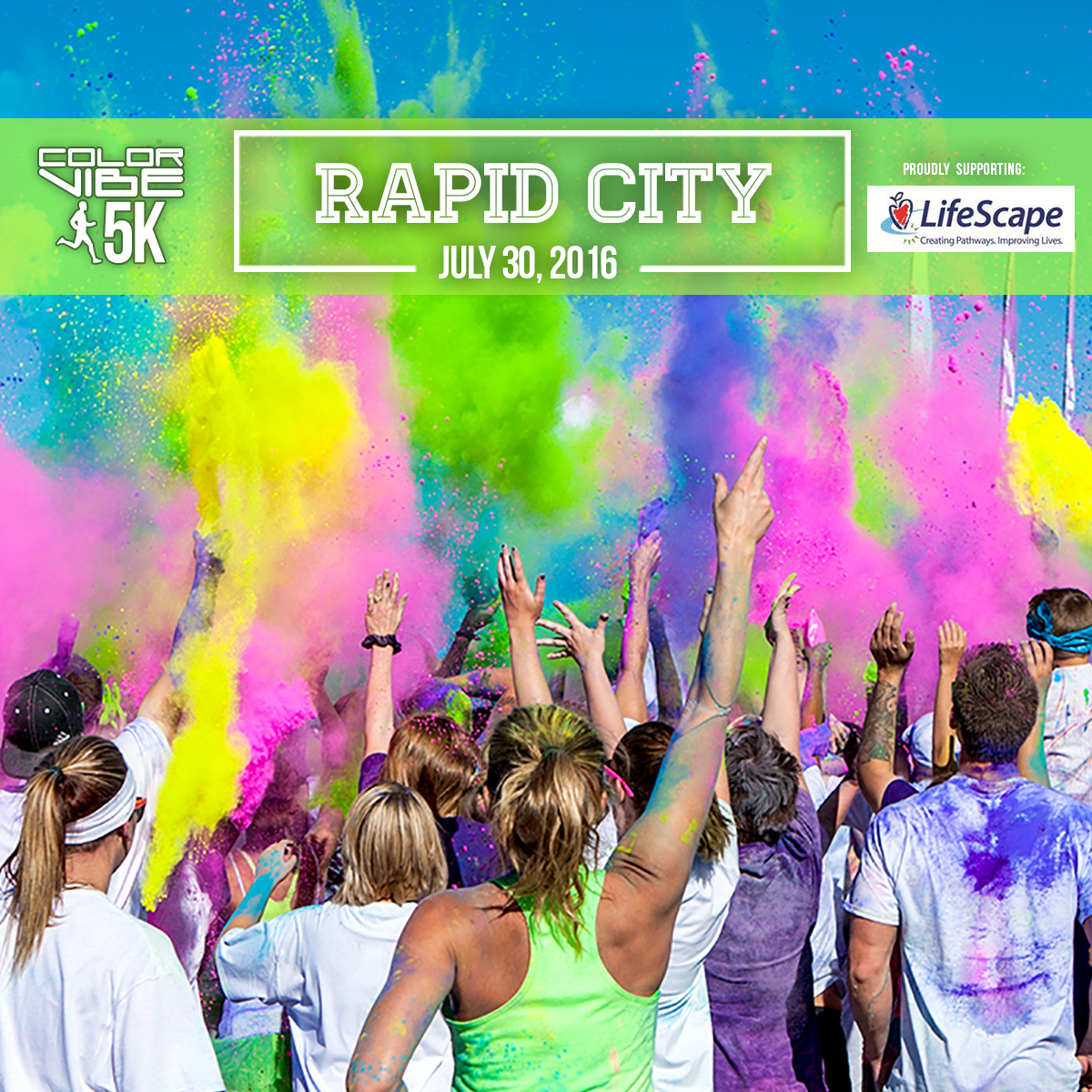 color vibe 5k rapid city