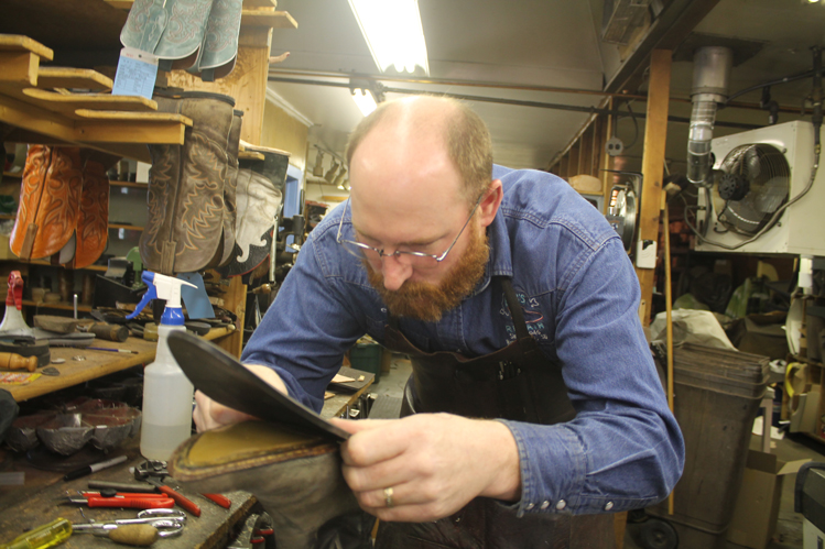 Shoe Repair Sioux City