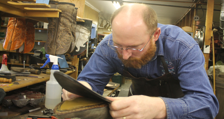 Closest Shoe Repair Shops