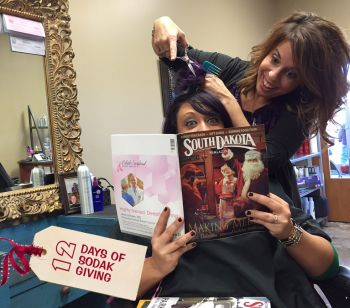 Day 1: Your Hairdresser! Help class up her waiting area. Our magazine is 99% celebrity-gossip free (unless you count tales of Ernest Hemingway's 1936 pheasant hunting trip to Wentworth) — and a 1-year subscription makes a nice tip.