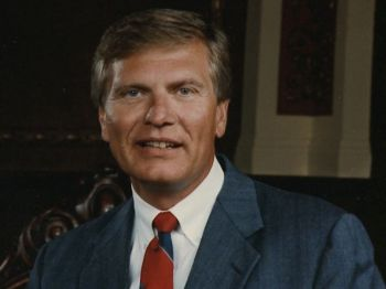Governor George S. Mickelson.
