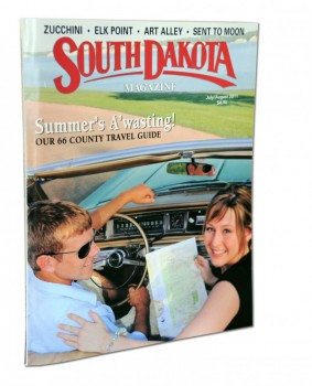Richard & Marge Kleinjan of Arlington visited every one of the sites featured in our July/August story about things to see in each of South Dakota's 66 counties.