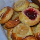 Tyndall Bakery bakes kolaches five days a week.