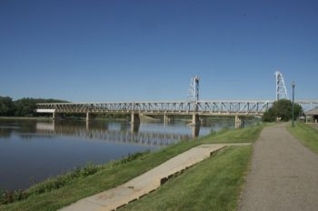 Yankton's Riverside Park will host a multitude of runners for Saturday's River Rat Marathon.