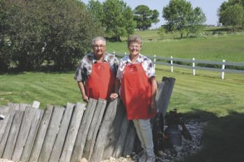 Beef Buckaroos Bob and Nancy Montross of De Smet appeared in our <a href='http://southdakotamagazine.com/july-august-2012'>July/August issue</a>.