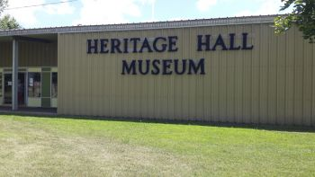Heritage Hall Museum of Freeman.