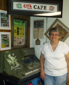 Rita Hoff has been serving German and farm country specialties since 1986 at the Open Door in Menno.
