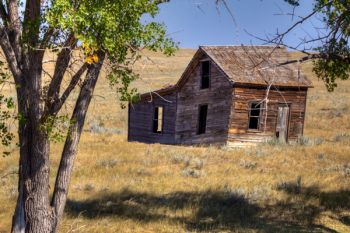 Abandoned in Perkins County.