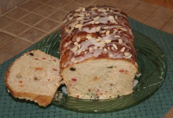 Rosaaen Olson's Julekake, or Christmas bread, is a treasured Norwegian holiday tradition.