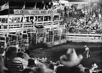 Crystal Springs has been nominated eight times for the PRCA Small Rodeo of the Year, and won the honor in 2007.