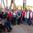 They walked across Yankton s historic Meridian Bridge during a break in the roundtable discussions on how to publish great magazines.