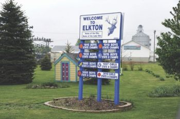 The Brookings County town of Elkton will welcome visitors on June 11-12 with a parade, carnival rides and the Miss Elkton Pageant.
