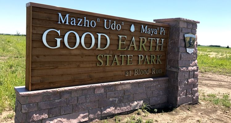 Early occupants of the Blood Run village were primarily Oneota Tradition peoples, including Ponca, Omaha, Ioway and Otoe.