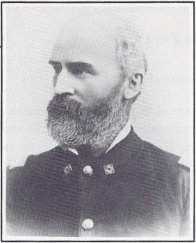 Capt. J.B. Irvine was stationed at Fort Sully from 1867 to 1874.