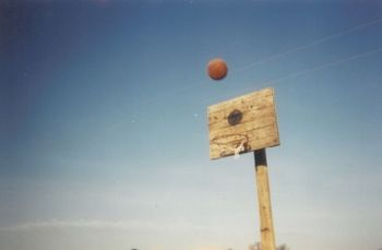 One of the images taken by Lakota schoolchildren for the Lakota Voice Project.