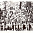 Apologies to the fighting females of Madison — your 1945 game was not the first instance of powderpuff football after all. Photo courtesy of Barbara Stearns Turner.