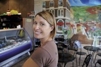 Maria Pontiero of <a href='http://www.nuccisbistro.com' target='_blank'>Nucci's Italian Bistro</a> in Sioux Falls.
