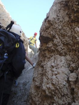 Badlands National Park search and rescue team recently helped three lost hikers in the park. Photo: NPS.