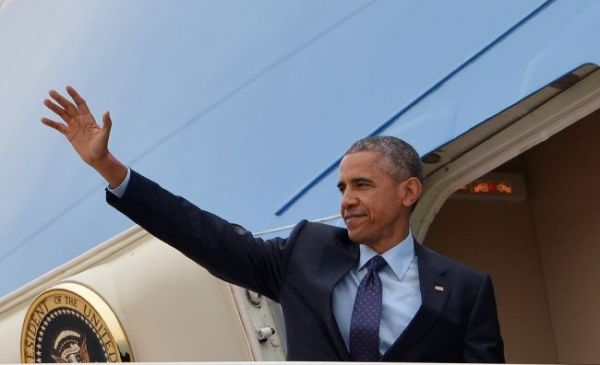 Barack Obama comes to South Dakota on Friday. We are the 50th state he has visited in his presidency.