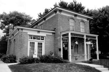 South Dakota Magazine's publishing headquarters was once the home of territorial governor John Pennington. The magazine is about to celebrate its 30th anniversary.