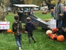 Campbell Park in Huron was decked out in fall flair for the 24th annual Great Scarecrow Festival last weekend. Photo by Craig Lee.