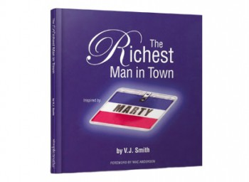 'The Richest Man in Town' is the true story of Marty, the lovable Walmart cashier from Brookings.