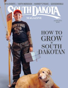 Our Jan/Feb 2016 issue features a guide to help kids appreciate growing up in South Dakota.