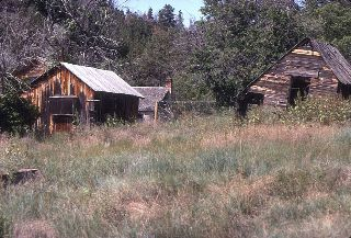 Albert & Emma Williams' place was one of the oldest remaining homesteads in the Black Hills. Photos by Bernie Hunhoff.