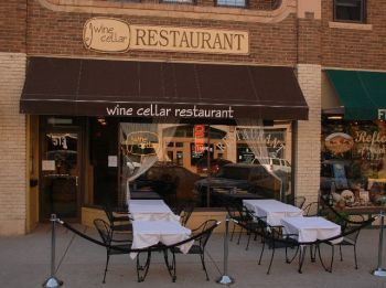 Rapid City's <a href='http://www.winecellarrestaurant.com' target='_blank'>Wine Cellar Restaurant</a> offers a historic atmosphere, fresh foods and, occasionally, South Dakota grown bananas. Photo by Pamela Light.