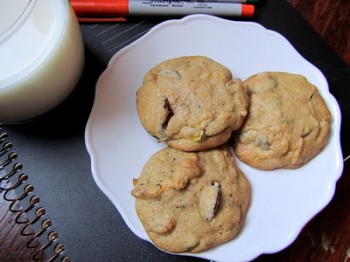 Fran's Zucchini Chocolate Chip Cookies