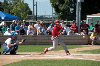 Dozens of South Dakota towns field teams for the summer's baseball season.