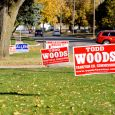 Fall is when leaves change color and lawns become decorated with campaign signs.