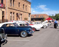 Studebaker Packard Car Truck Show Custer - Sd car show