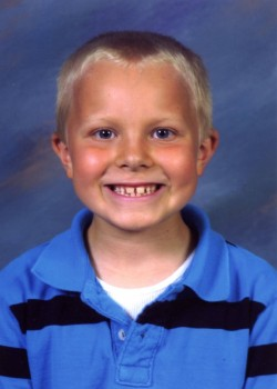 Joe Andrews, son of Departments Editor John Andrews, is a second grader at Yankton's Beadle Elementary.