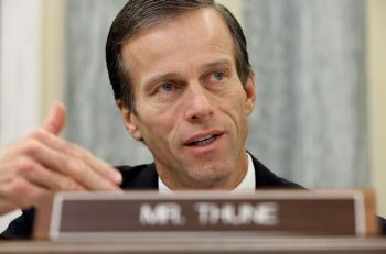 South Dakota Senator John Thune.