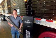Shawn Gengerke s invention ensures you load the perfect amount of grain every time.