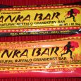 Tanka Bar s mix of bison and cranberry has origins in traditional Lakota culture and serves as a low-calorie alternative to other snack foods.