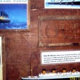 The Olson family s Titanic exhibit.